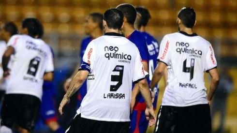 Homenagem do Corinthians (Foto: Marcos Ribolli / Globoesporte.com)