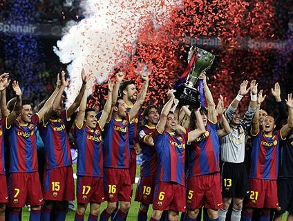 Festa do Barça - fonte: espn.com.br
