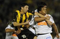 Santos e Peñarol