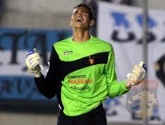 Saulo, goleiro do Sport