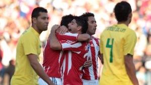 Brasil e Paraguai. Foto retirada do site: http://www.dignow.org