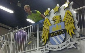 Joe Hart: Manchester City