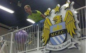 Joe Hart: Manchester City