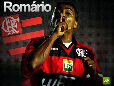 Romário. Foto retirada do site: http://br.oleole.com/