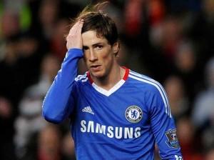 Fernando Torres Chelsea. Foto retirada do site: http://www.sabotagetimes.com