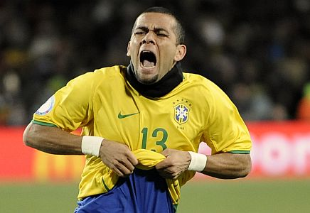 Daniel Alves. Foto retirada do site http://famosos.culturamix.com